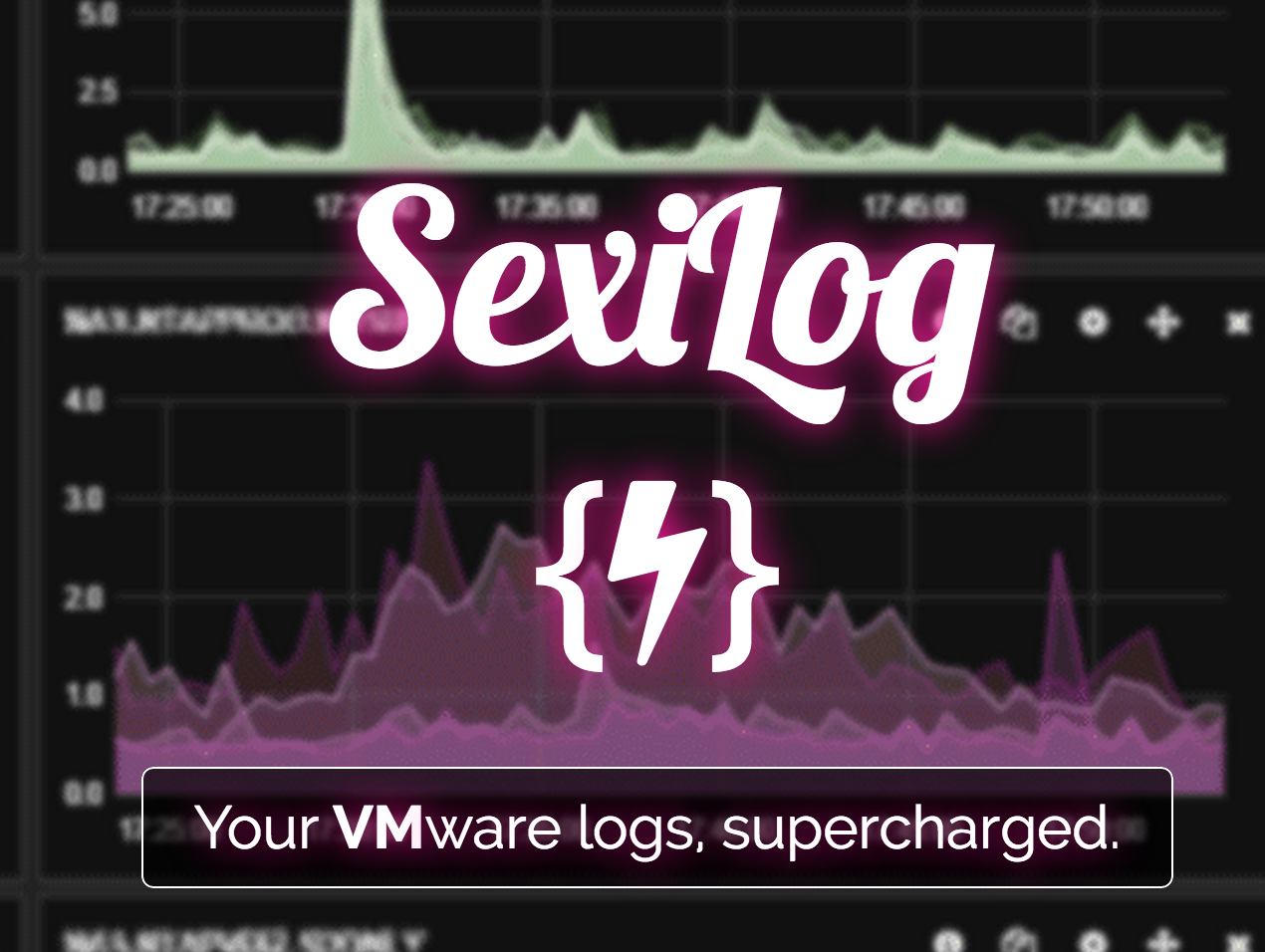 your vmware logs supercharged